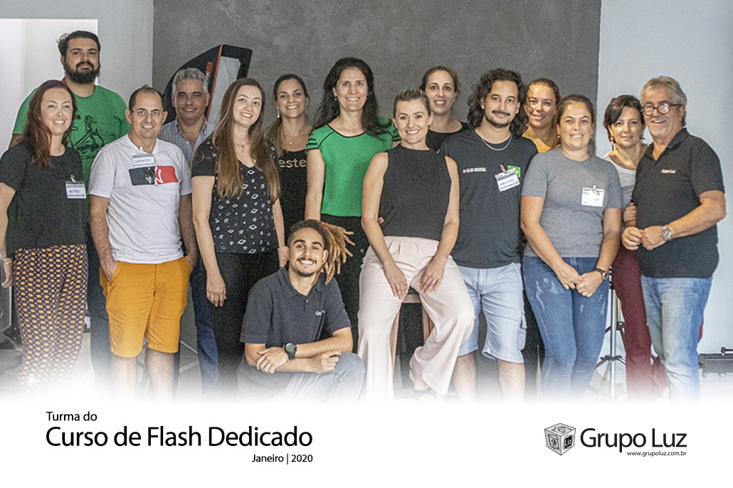 Curso de Flash dedicado - Curso de Flashes Dedicados