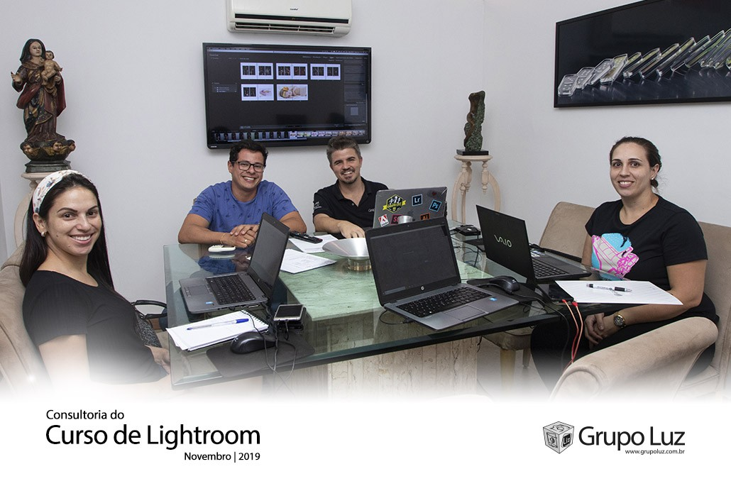 Curso de Ligthroom - Consultoria do Curso de Lightroom Nov/2019