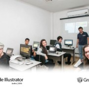 Ilustrator 2016 1 180x180 - Foto da Turma do Curso de Illustrator jun 2016