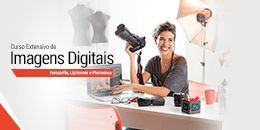 Mini Banner Site Novo extensivo OP CARLOS - Vernissage do Curso de Imagens Digitais 2019.2