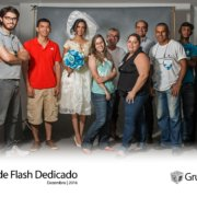 turma Curso de Flash Dedicado 2016 180x180 - Foto da Turma do Curso de Flash Dedicado dez 2016