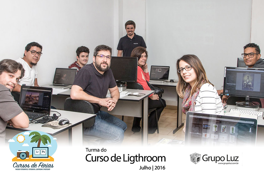 turma Curso de Lightroom 2016 - Curso de Lightroom