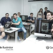 turma Ilustrator 2 2016 180x180 - Foto da Turma do Curso de Illustrator out 2016