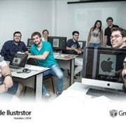 turma Ilustrator 2 2016 tumb 180x180 - Foto da Turma do Curso de Illustrator out 2016