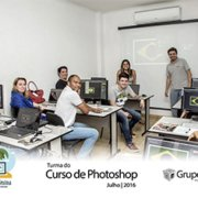 turma de Photoshop 2016tumb 180x180 - Foto da Turma do Curso de Photoshop jul 2016