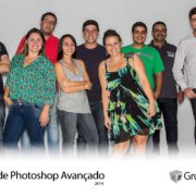 turma de Photoshop Avancado 2014 180x180 - Foto da Turma do Curso de Photoshop Avançado 2014
