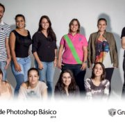 turma de Photoshop Basico 2014 180x180 - Foto da Turma do Curso de Photoshop Básico 2014