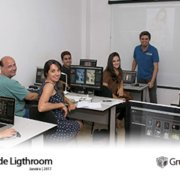 turma de lightroom 2017 2tumb 180x180 - Foto da Turma do Curso de Lightroom jan 2017